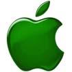 apple-logo-green