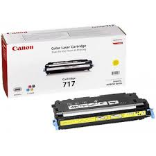 Canon CRG 717Y