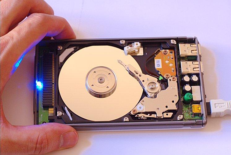 Harddisk 2.5 inch